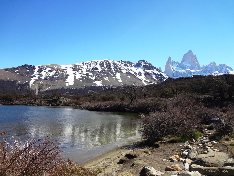 El Chaltén: trekking Laguna de los Tres/Fitz Roy