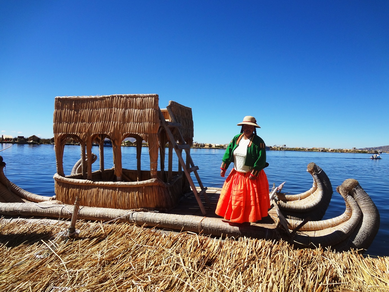 Puno: Islas Flotantes de Uros