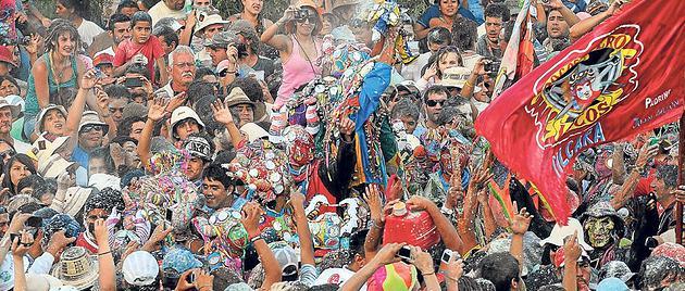 Carnaval na Argentina?