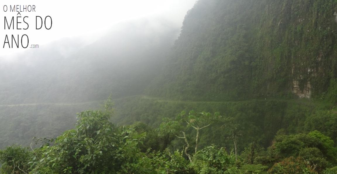 Downhill La Paz/Coroico