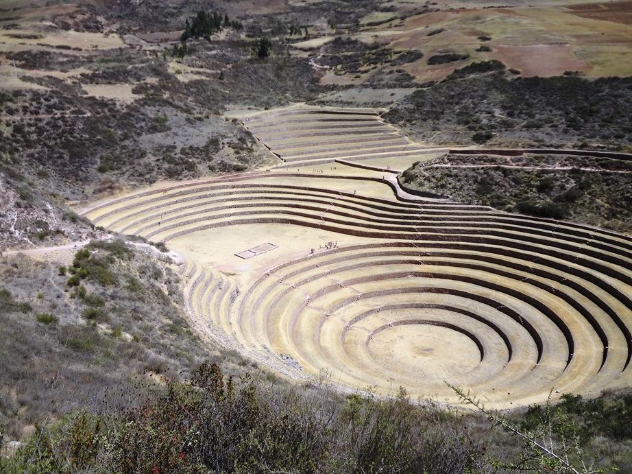 Maras e Moray: Série Cusco