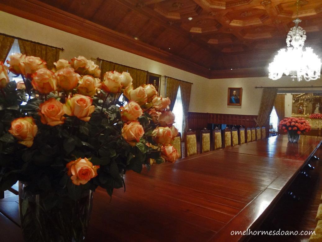 O que fazer em Quito - Palacio del Gobierno