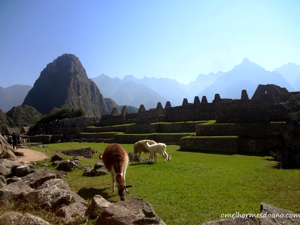 roteiro Machu Picchu