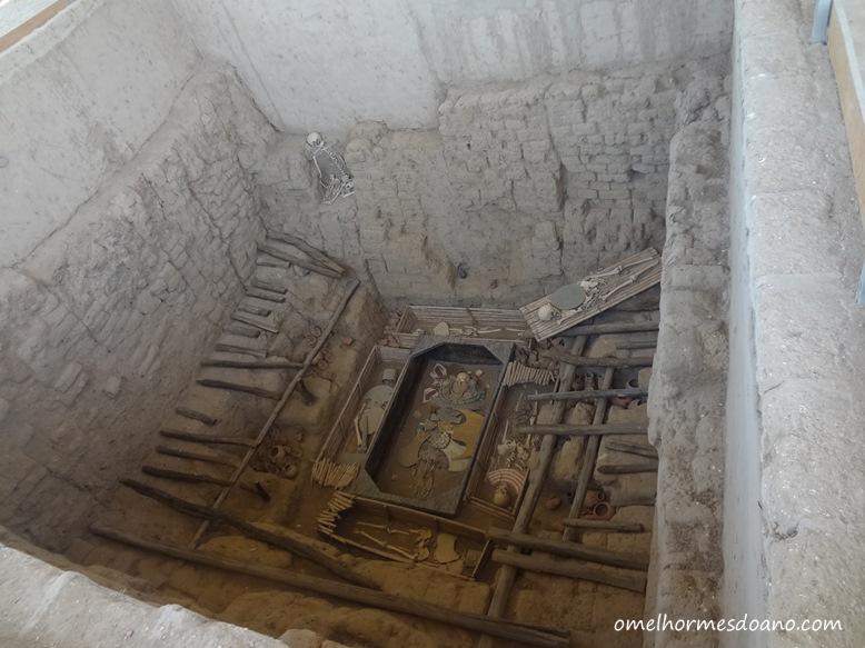 Museu Tumbas Reales de Sipan