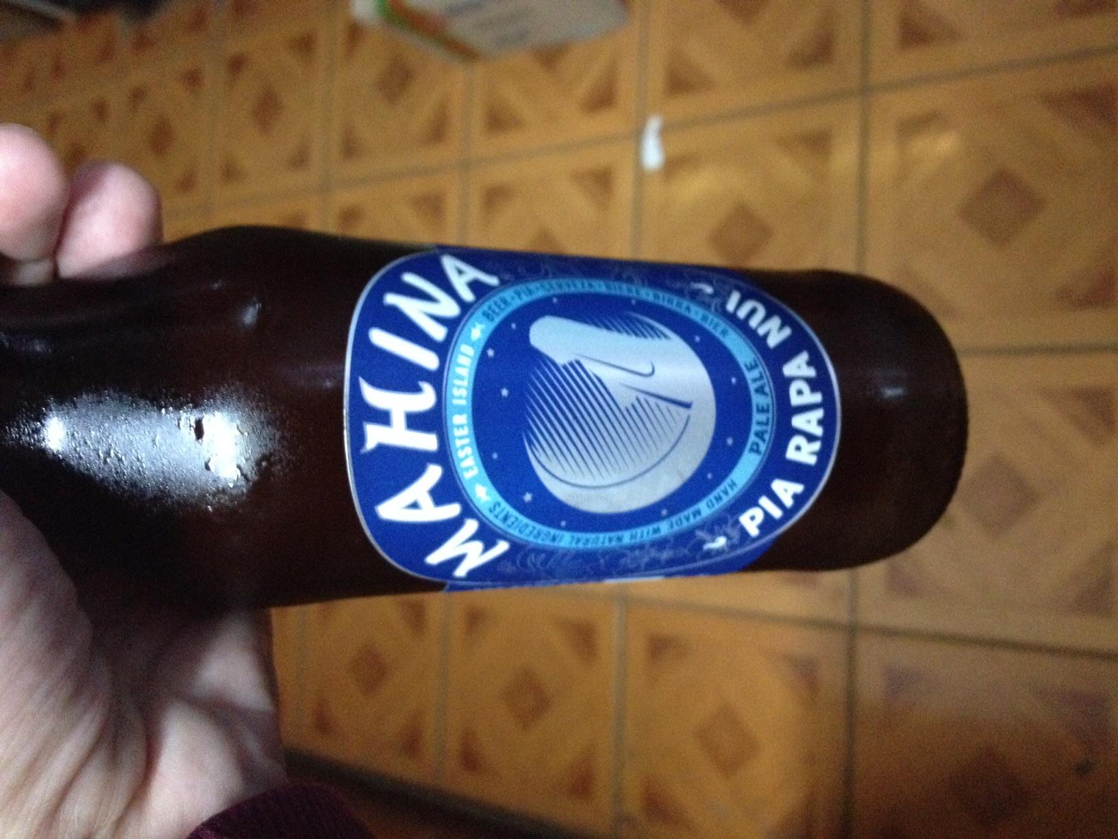 Não deixe de provar a cerveja local ;)