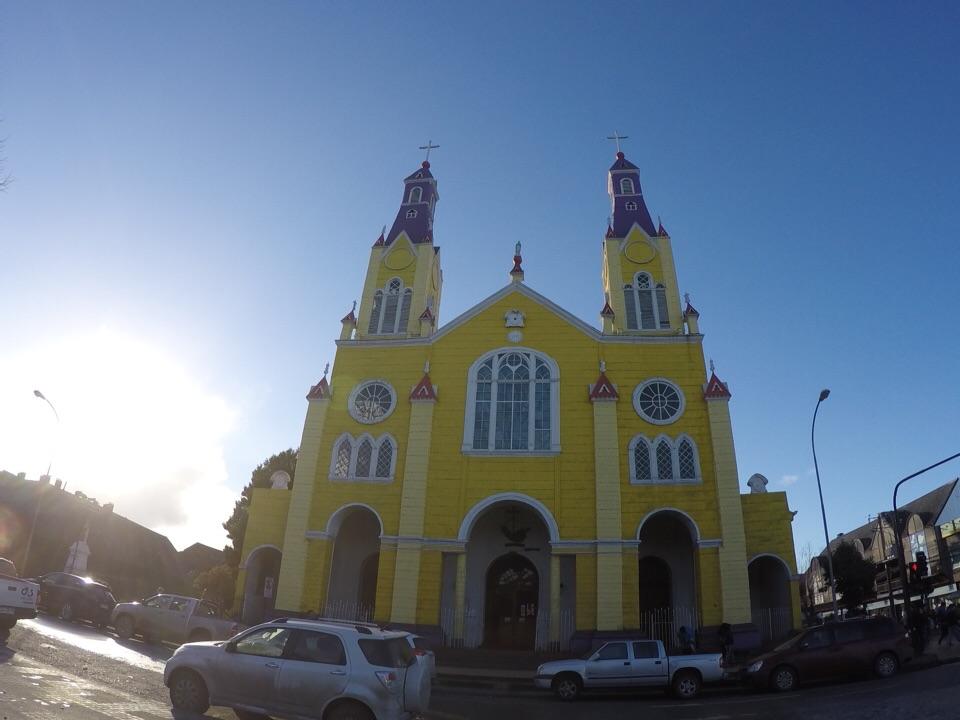 Igreja de Castro - Chiloé