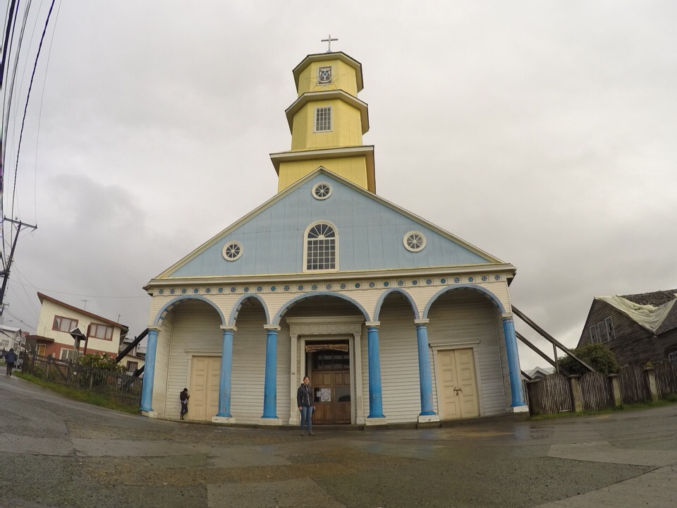 Igreja de Chonchi - Chiloé