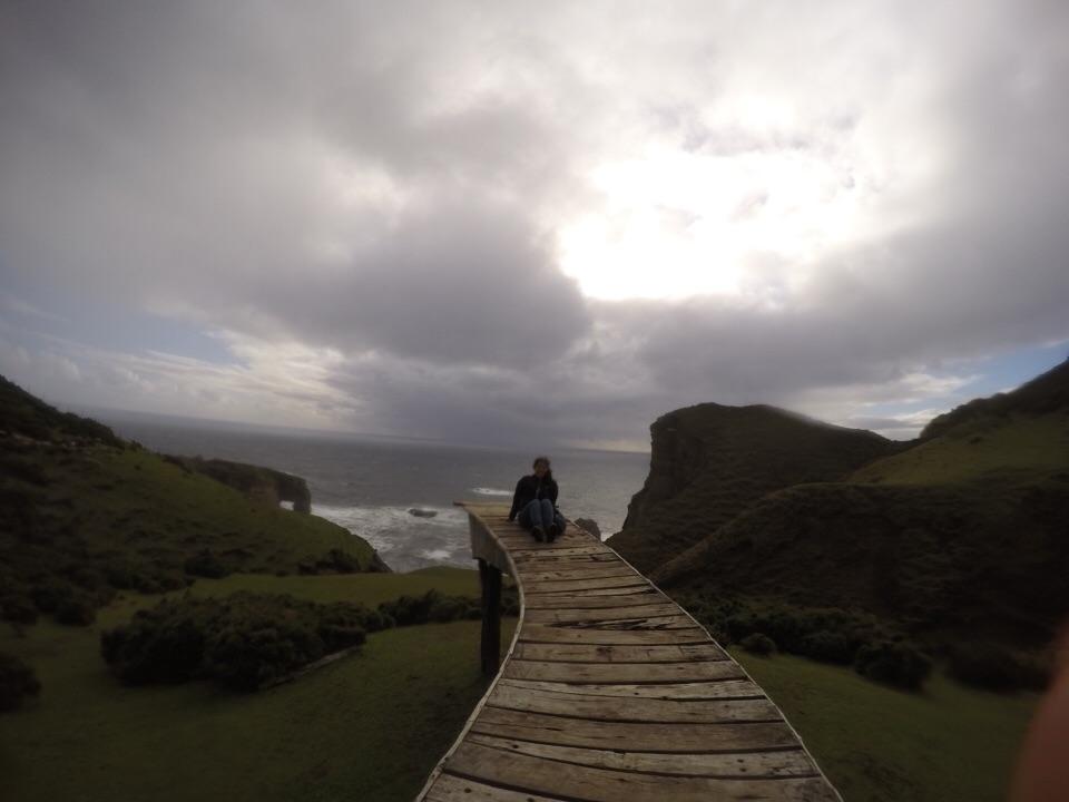 Muelle de las Almas - Chiloé