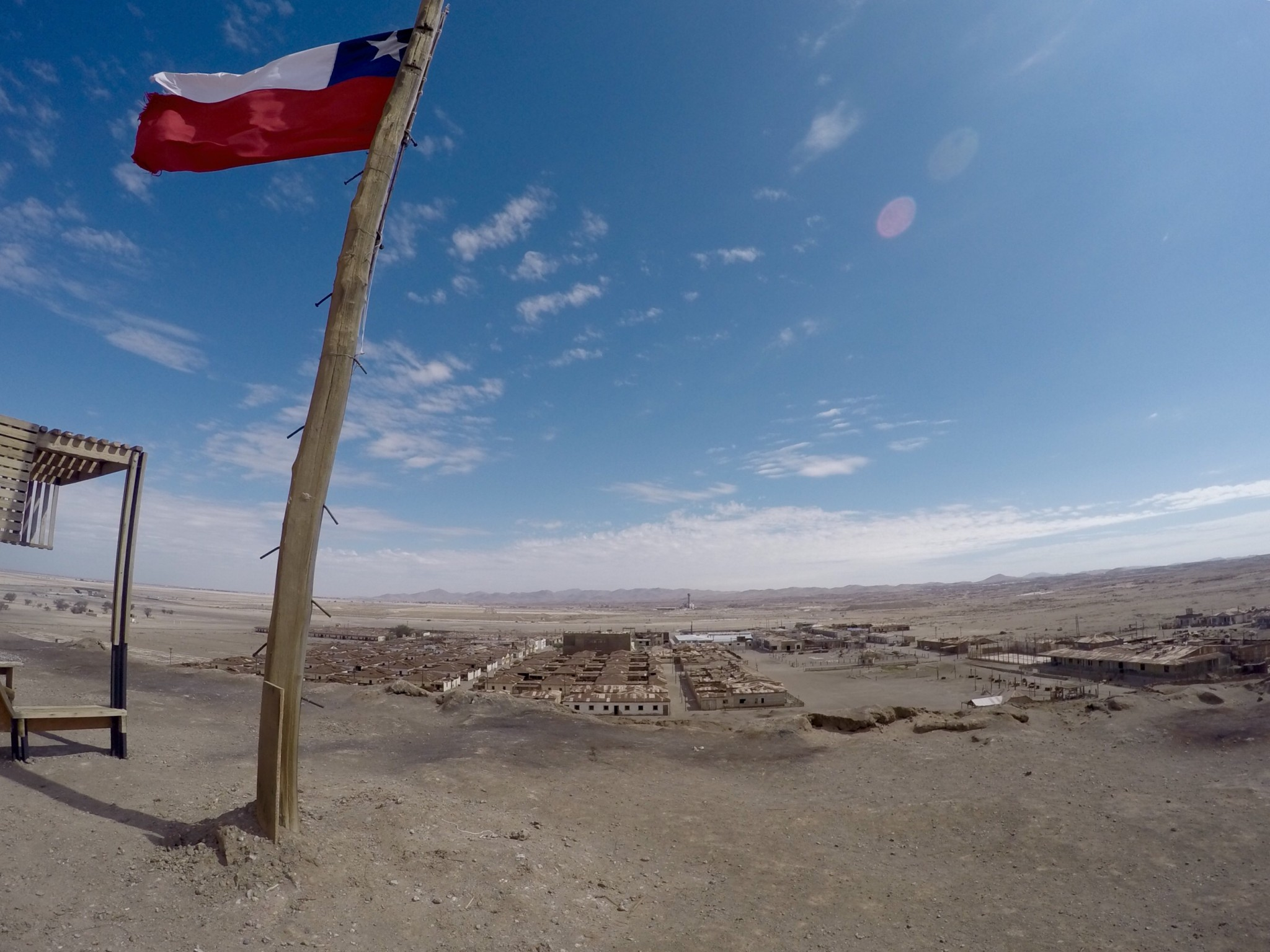 Paisagens de cinema no Chile