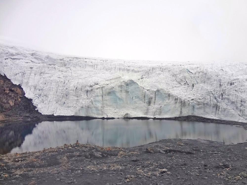 Glaciar Pastoruri: um glaciar que não estará lá por muito tempo