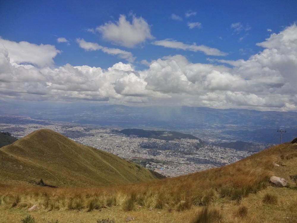 Teleférico de Quito: tudo visto de cima de um vulcão