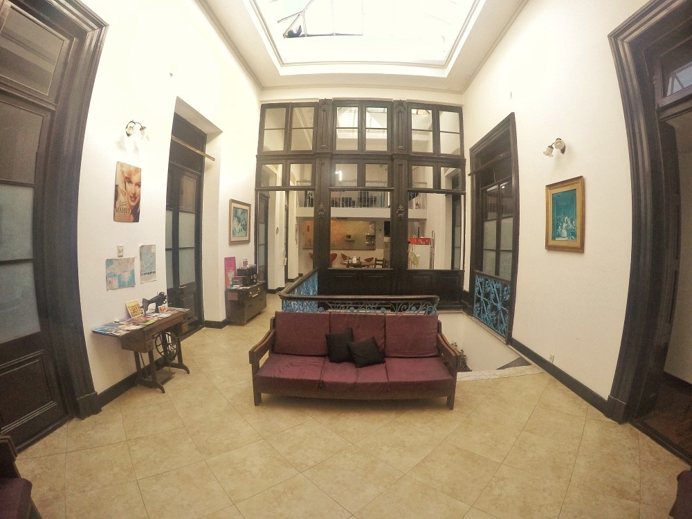 hostel em Montevidéu
