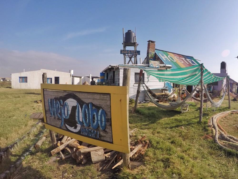Dica de hostel em Cabo Polonio: Viejo Lobo