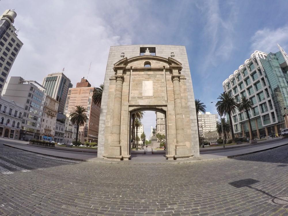 City tour em Montevidéu