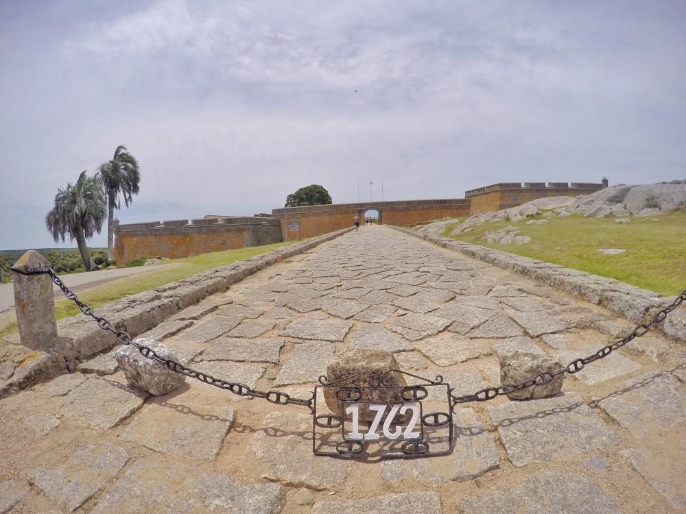 Forte de Santa Teresa: lindeza escondida no Uruguai