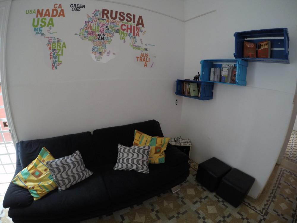 Dica de hostel em São Paulo: Red Monkey