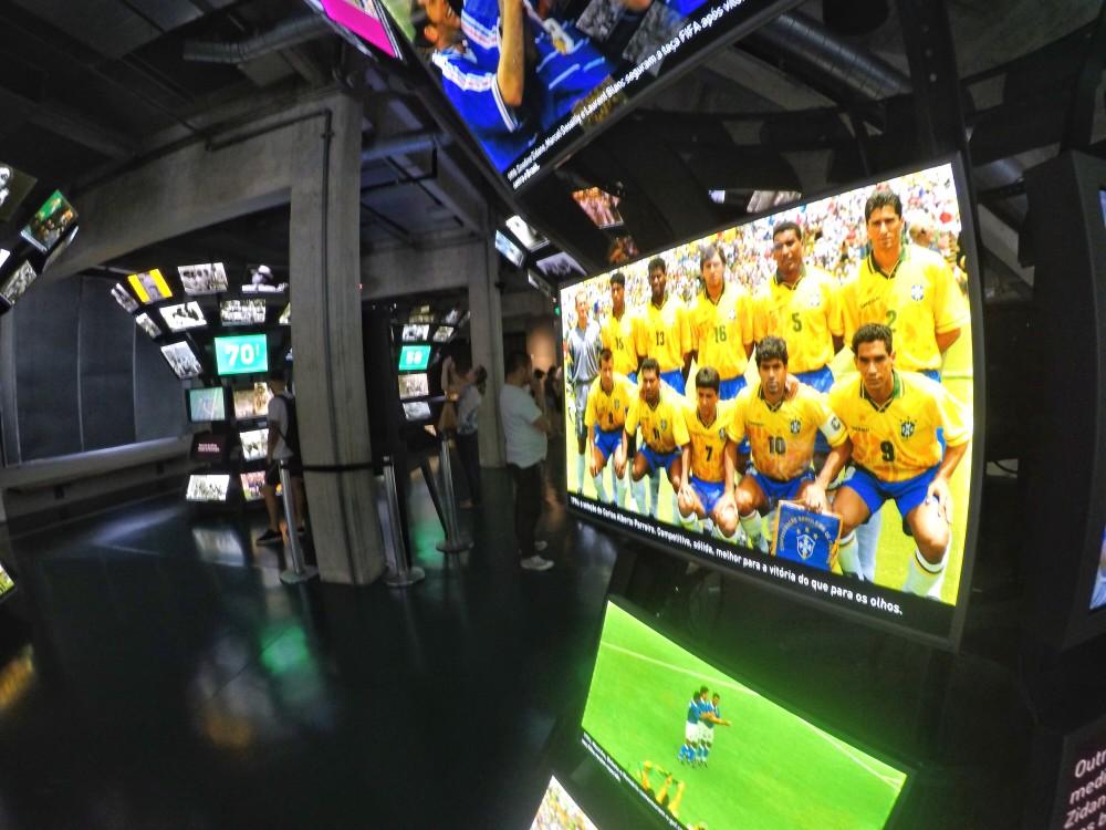 A primeira Copa a gente nunca esquece!