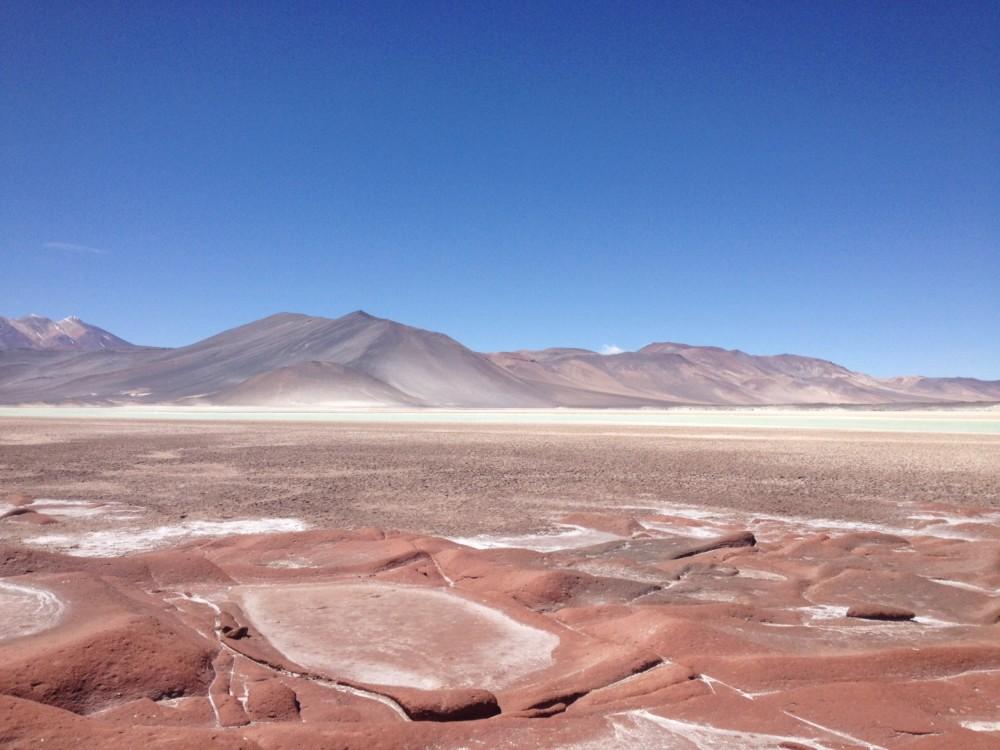 Lugares lindos no Chile - Atacama