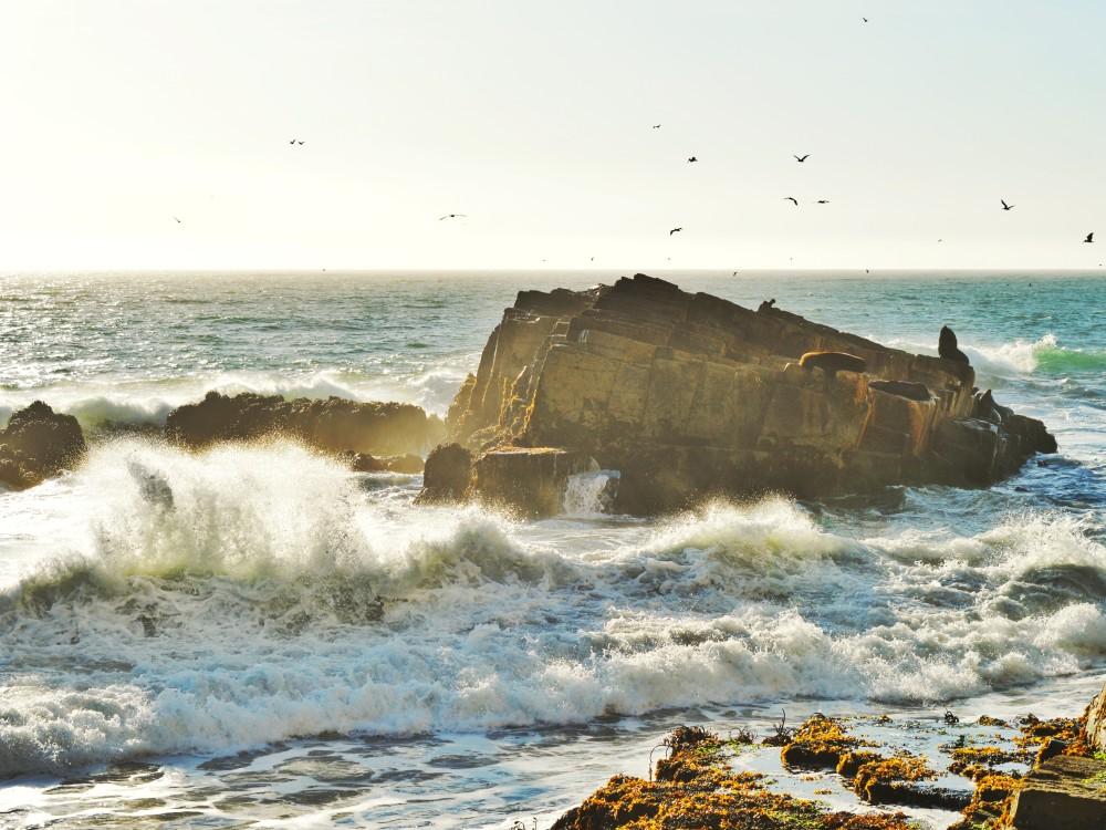 Lugares lindos no Chile - Pacífico