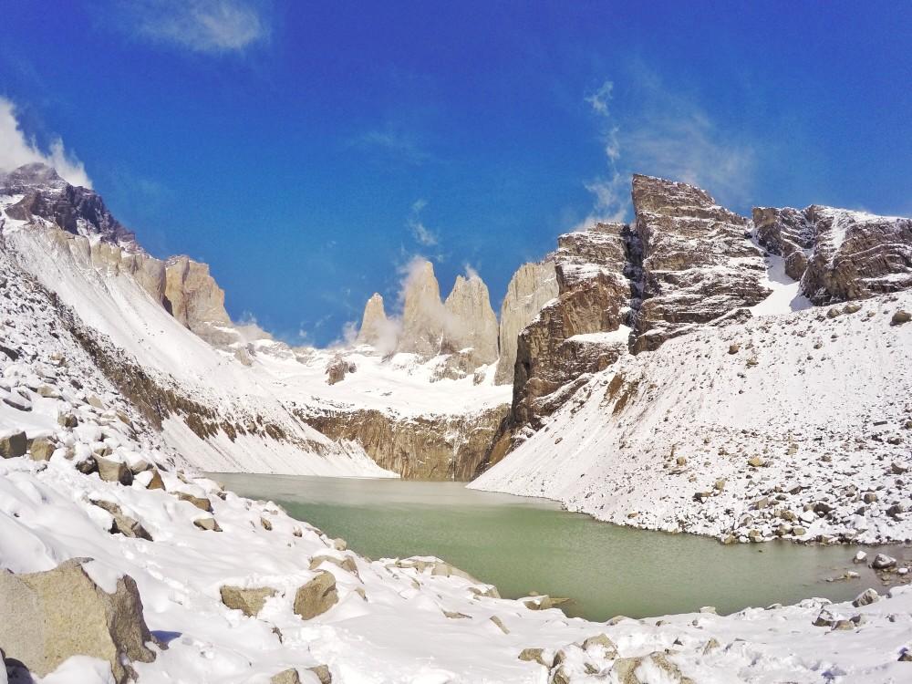 Lugares lindos no Chile - Torres del Paine