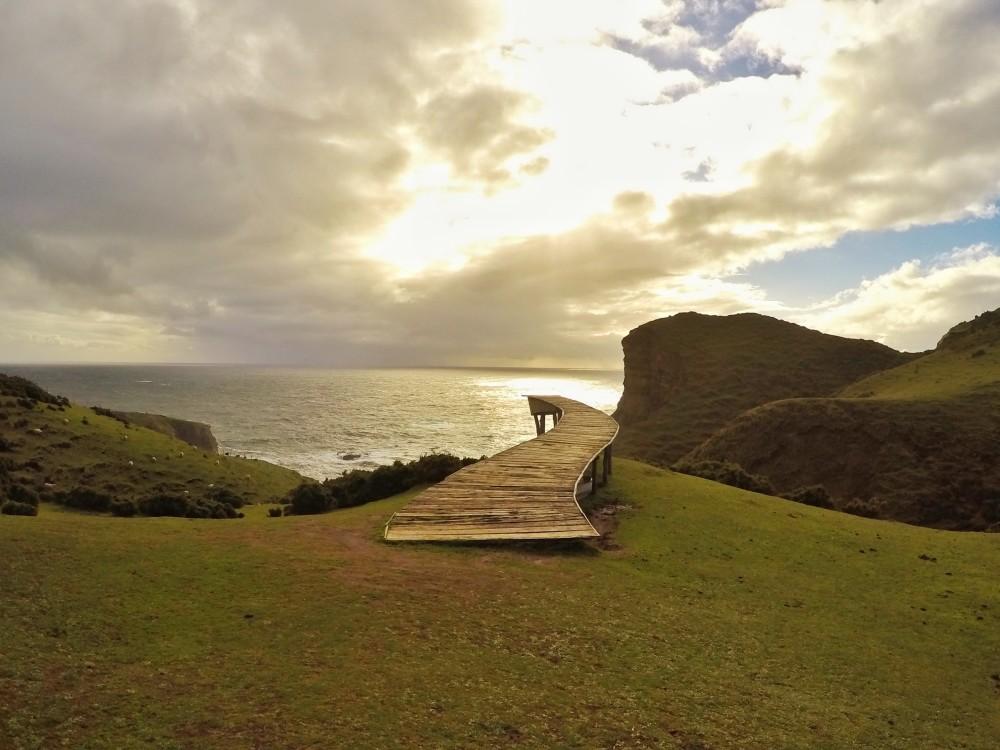 Lugares lindos no Chile - Chiloé