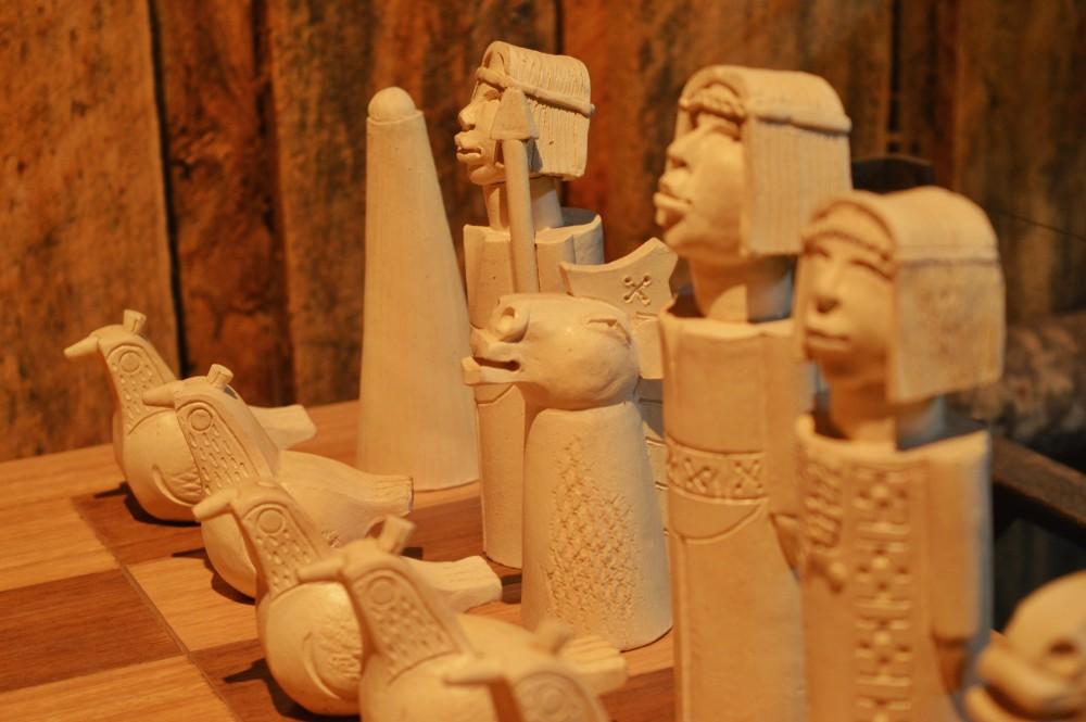 A chilenidade mapuche - Museu Alexandro Lavín - Vilches Alto