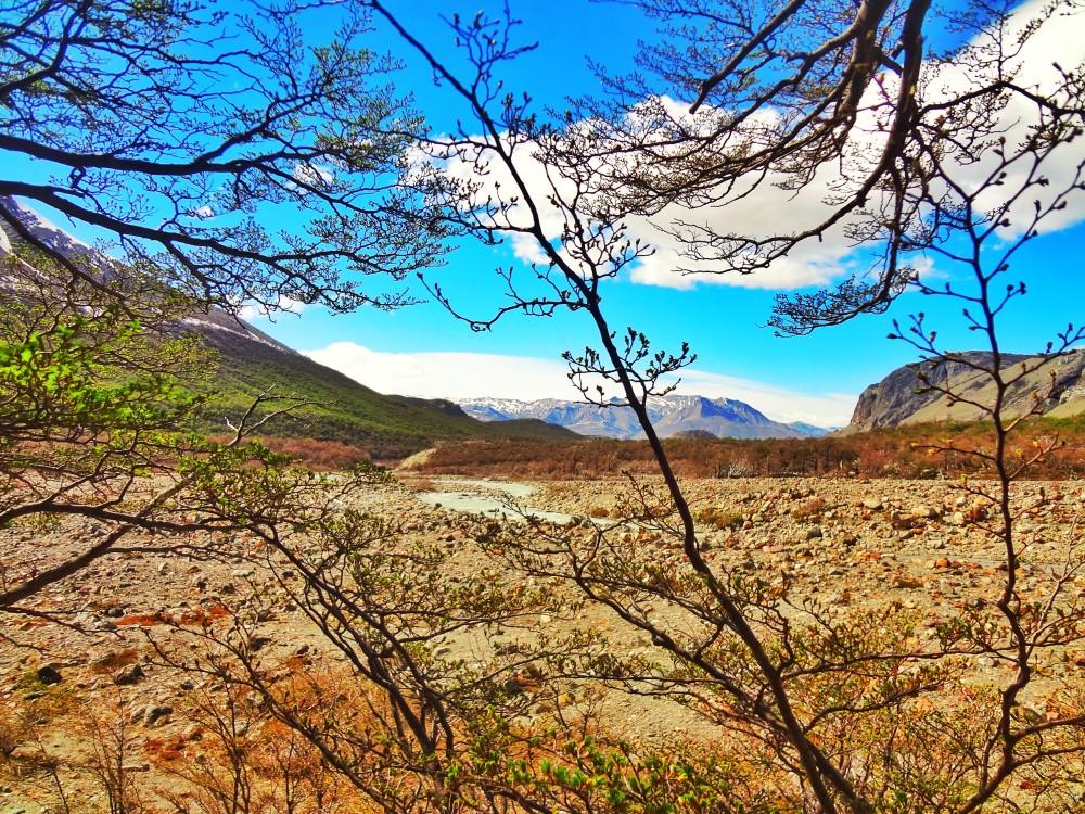 Os caminhos patagônicos