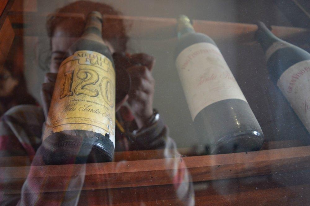 Se não virou vinagre, esse vinho deve estar espetacular!