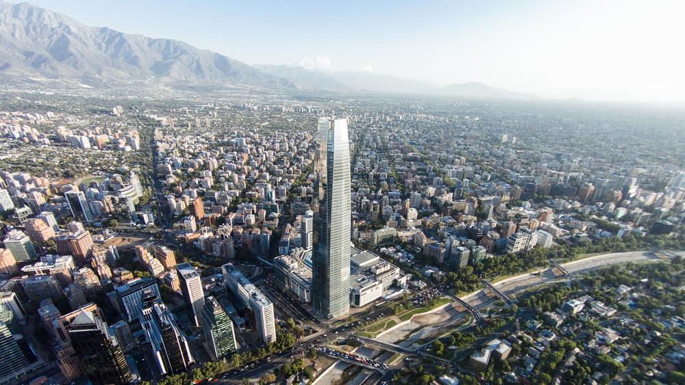 Sky Costanera: o mirante mais alto da América Latina