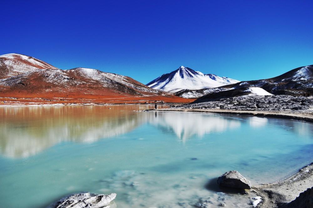 Piedras Rojas: cores incríveis em San Pedro de Atacama