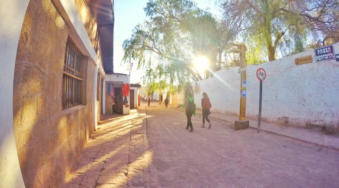 Como escolher um hostel no Atacama