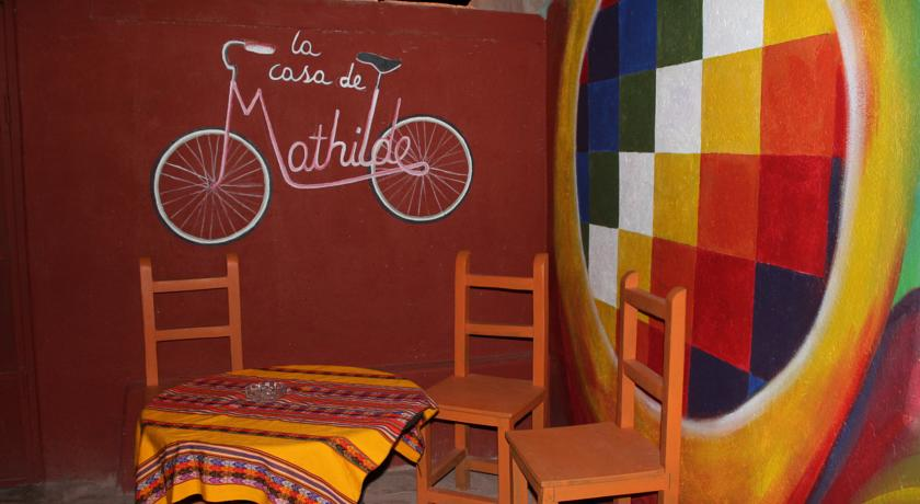 Tudo é pertinho, então é difícil escolher um hostel no Atacama que seja mau localizado