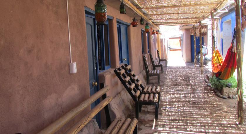 Hostel no Atacama - Mamatierra