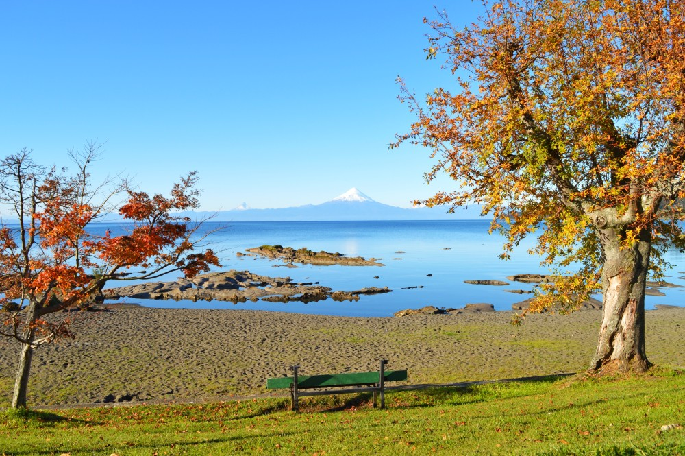 Puerto Varas e uma volta ao lago Llanquihue
