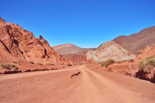 Roteiro para o Atacama