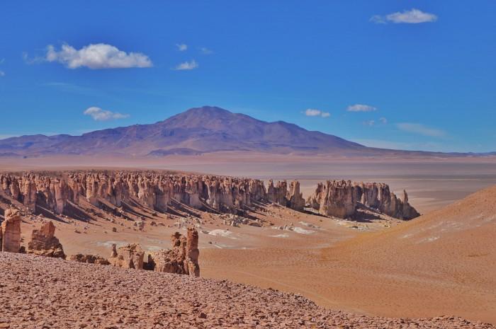Gastos no Atacama - Salar de Tara