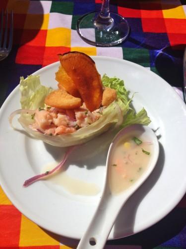 Também fique atento aos tours. Muitos tem comida incluída, aí você pode diminuir os gastos no Atacama só se planejando certinho ;)