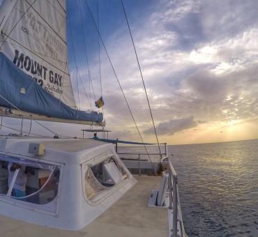 Catamarã em Barbados: o lindo passeio com a Tiami Cruises