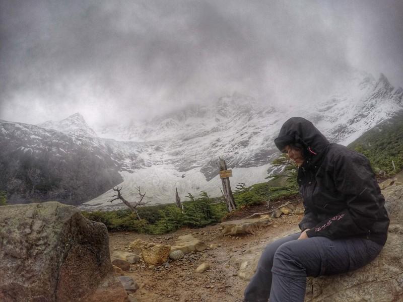 Eu poderia buscar uma foto do Valle del Francés pra mostrar pra vocês, mas seria injusto já que não consegui chegar lá por causa do clima =/