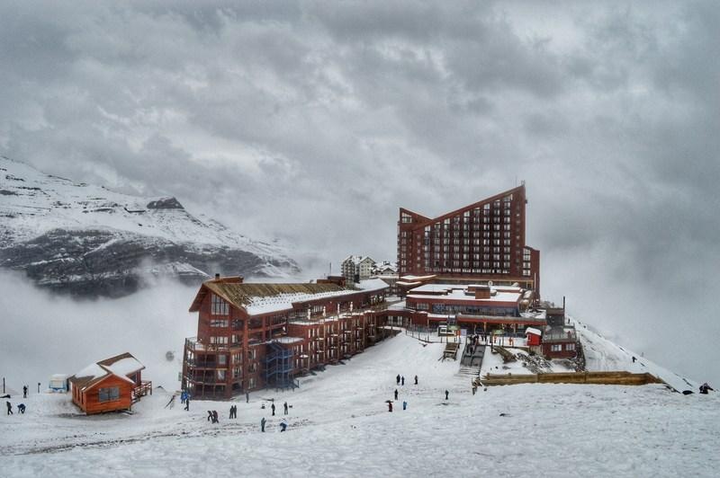 Melhores viagens de 2016 - Valle Nevado
