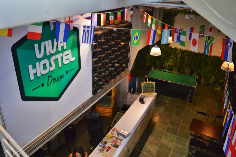 Viva Hostel Design: uma excelente opção na Vila Madalena