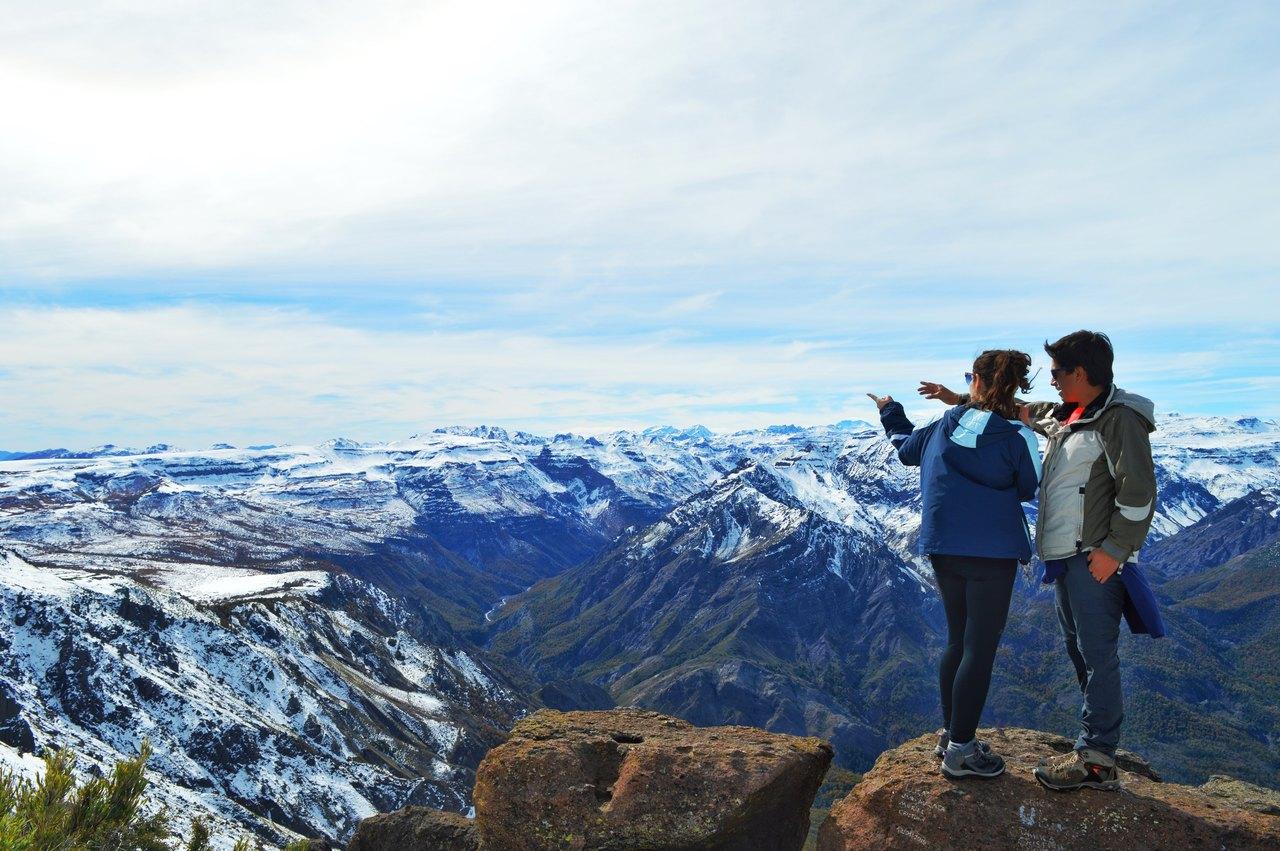 Parques Nacionais no Chile