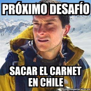 visto chileno